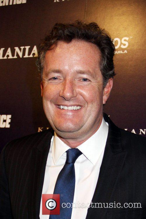 Piers Morgan, Kim Kardashian and The Apprentice 1