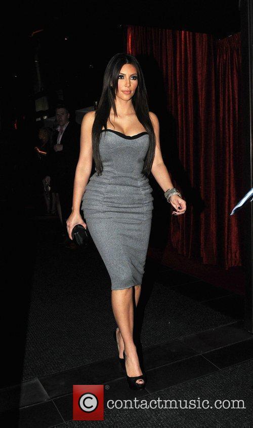 Kim Kardashian and Aqua 1
