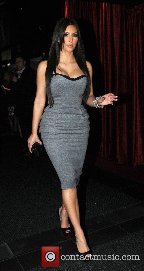 Kim Kardashian and Aqua 8