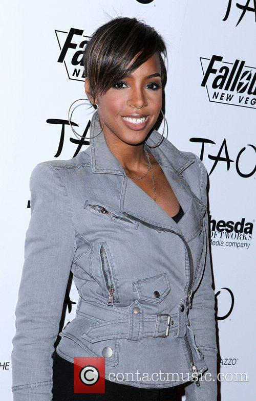 Kelly Rowland, Kim Kardashian and Las Vegas 10