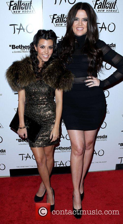 Khloe Kardashian, Kim Kardashian and Las Vegas 4