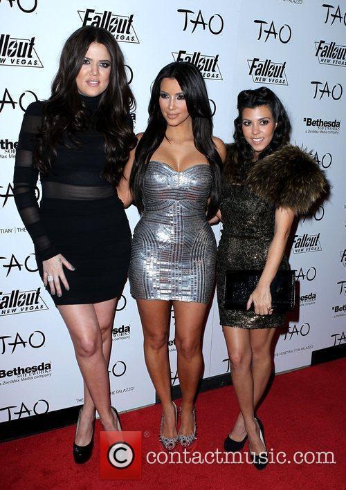 Khloe Kardashian, Kim Kardashian and Las Vegas 2
