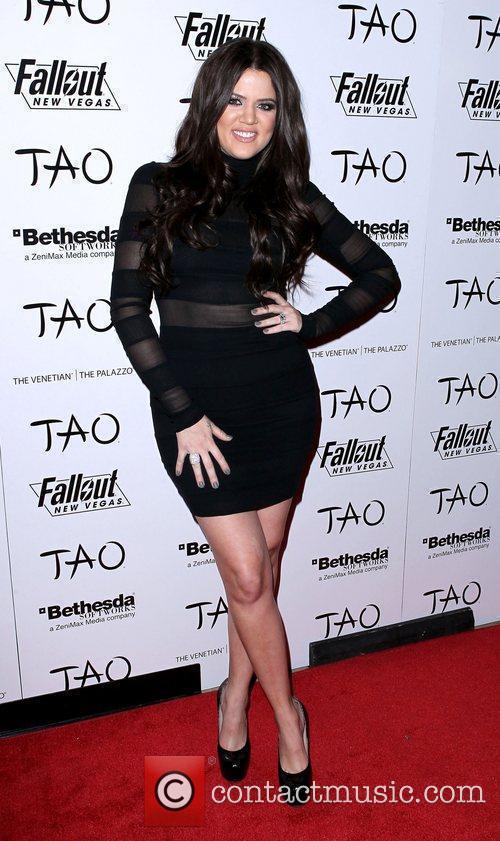 Khloe Kardashian, Kim Kardashian and Las Vegas 1