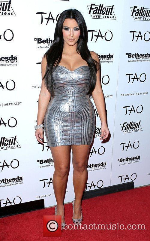 Kim Kardashian and Las Vegas 8