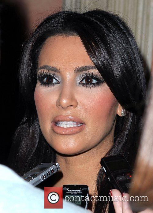Kim Kardashian and Las Vegas 7