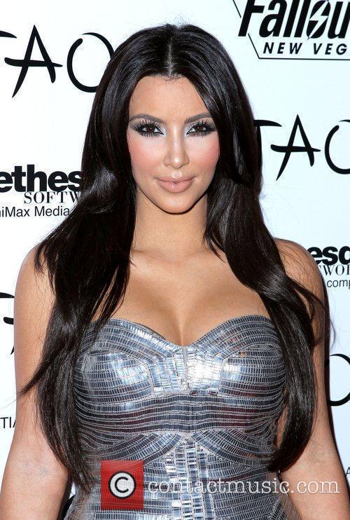 Kim Kardashian and Las Vegas 7