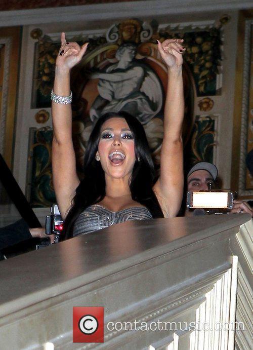 Kim Kardashian and Las Vegas 23