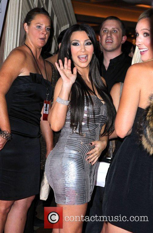 Kim Kardashian and Las Vegas 4