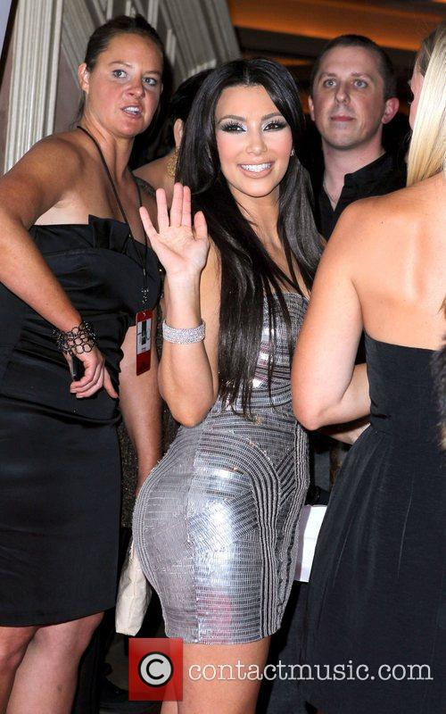 Kim Kardashian and Las Vegas 10