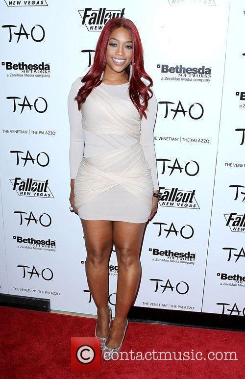 Trina, Kim Kardashian and Las Vegas 3