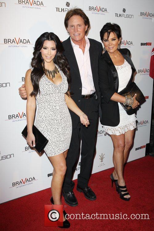Kim Kardashian, Kris Jenner and Bruce Jenner 7