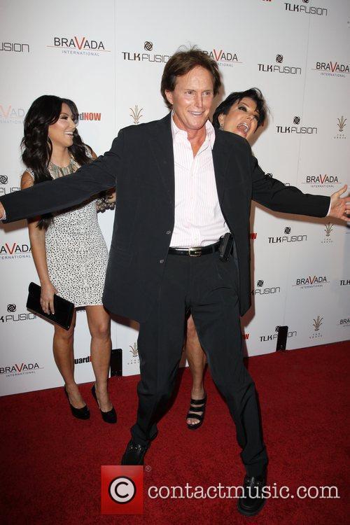 Kim Kardashian, Kris Jenner and Bruce Jenner 5