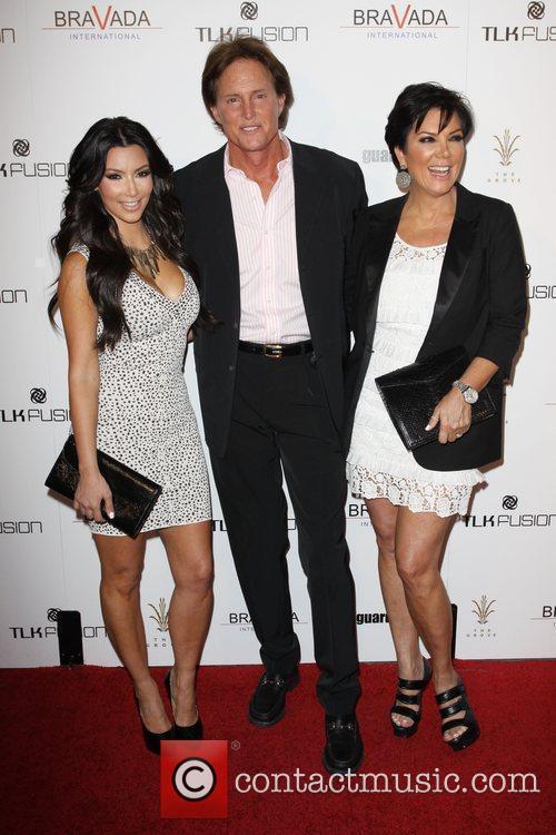 Kim Kardashian, Kris Jenner and Bruce Jenner 8