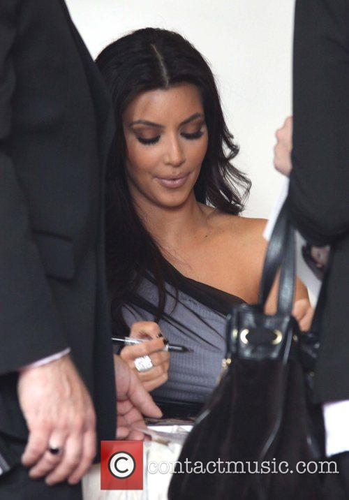 Launch of 'The Kim Kardashian Vanilla Cupcake Mix'...