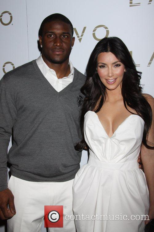 Reggie Bush and Kim Kardashian 4