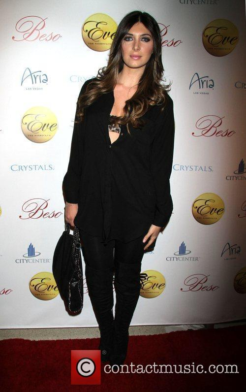 Brittny Gastineau attends a Pre-New Year's Eve Party...