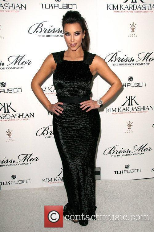 Kim Kardashian launches her Bissmor Watch Collection at...