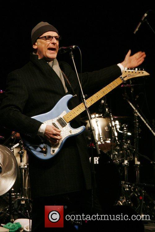 Canadian Rock icon Kim Mitchell performs at Victoria...
