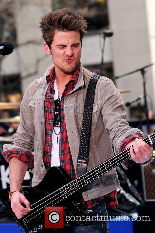 Jared Followill and Kings Of Leon 3