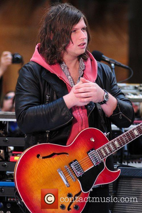 Matthew Followill and Kings Of Leon 4