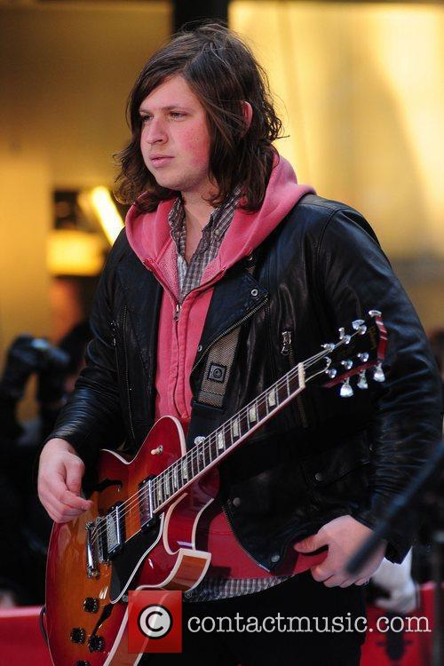 Matthew Followill and Kings Of Leon 6