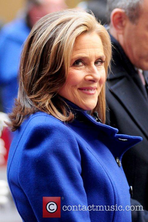 Meredith Vieira and Kings Of Leon 1