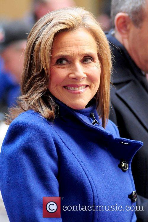 Meredith Vieira and Kings Of Leon 3