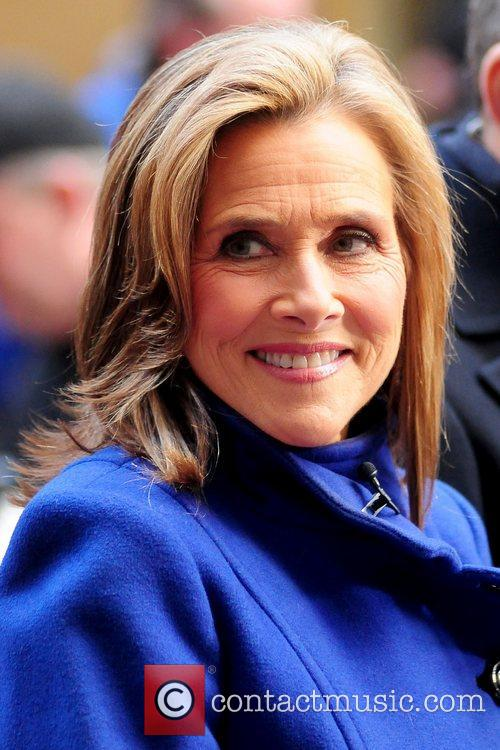 Meredith Vieira and Kings Of Leon 2