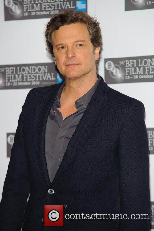 Colin Firth The 54th Times BFI London Film...