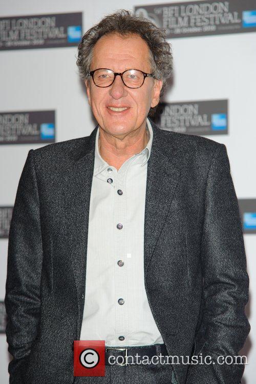 Geoffrey Rush The 54th Times BFI London Film...