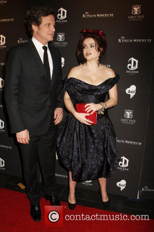 Colin Firth and Helena Bonham Carter 3