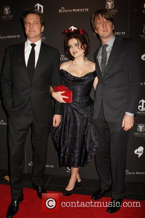 Colin Firth and Helena Bonham Carter 9