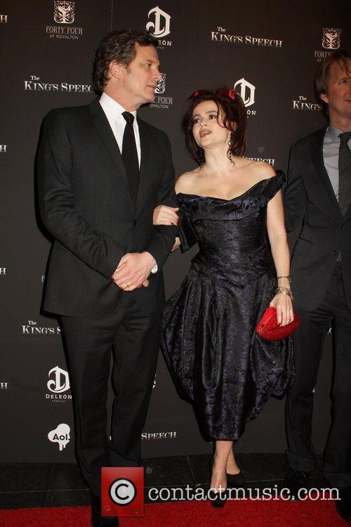 Colin Firth and Helena Bonham Carter 7
