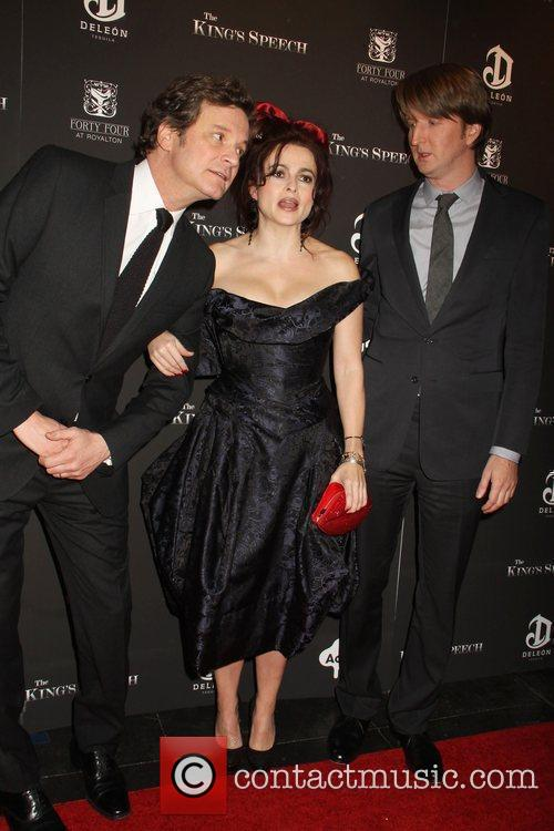 Colin Firth and Helena Bonham Carter 2