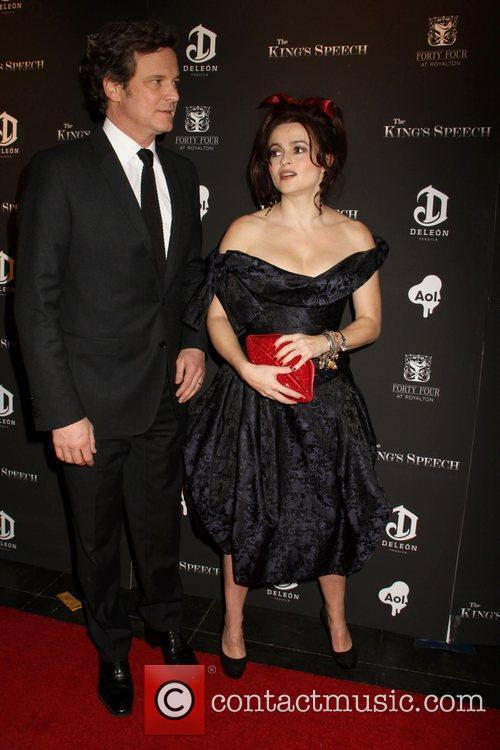 Colin Firth and Helena Bonham Carter 8