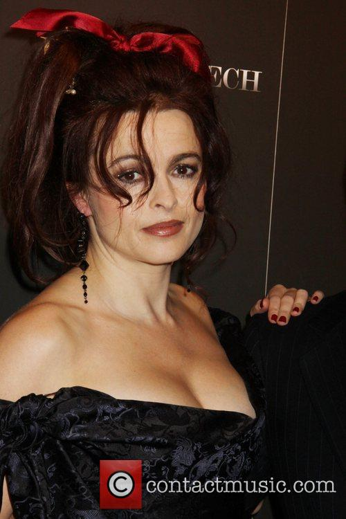 Helena Bonham Carter and Valentino 5