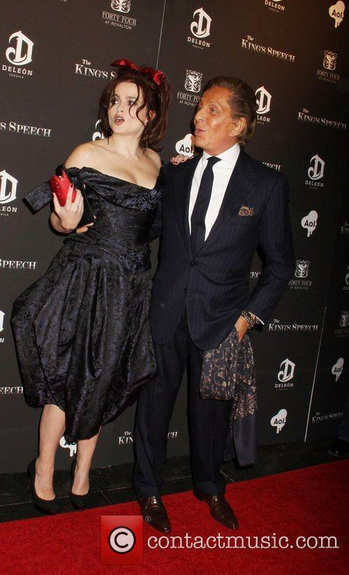 Helena Bonham Carter and Valentino 11