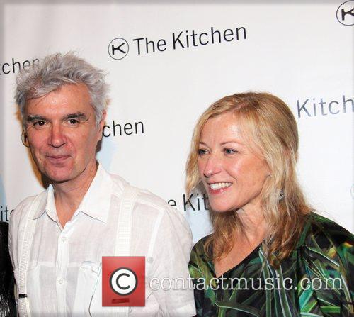 David Byrne and Cindy Sherman 2