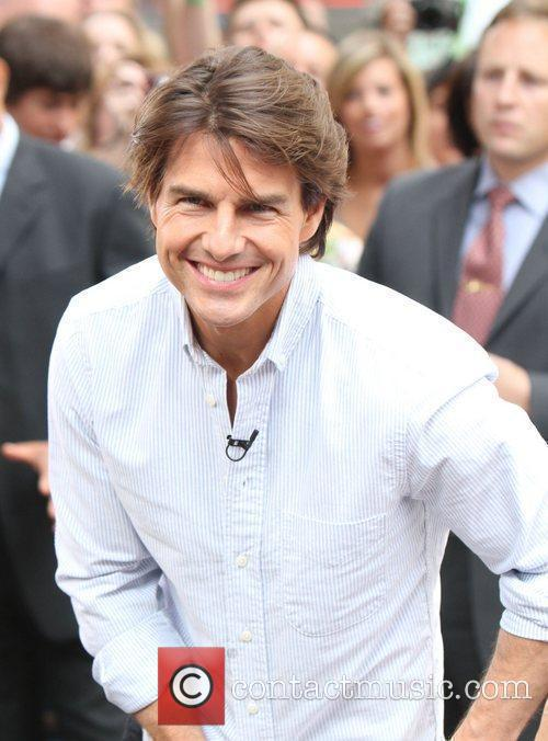 Tom Cruise, ABC, Good Morning America