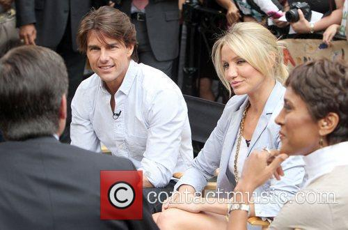 Tom Cruise, Cameron Diaz, ABC, Good Morning America