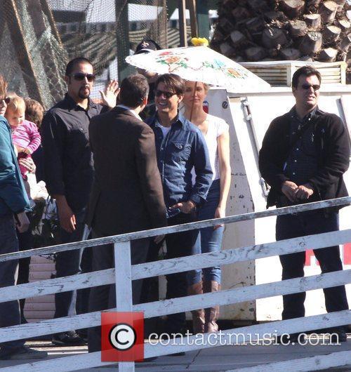 Cameron Diaz and Tom Cruise 11