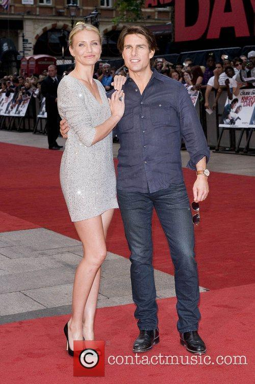 Cameron Diaz and Tom Cruise 5
