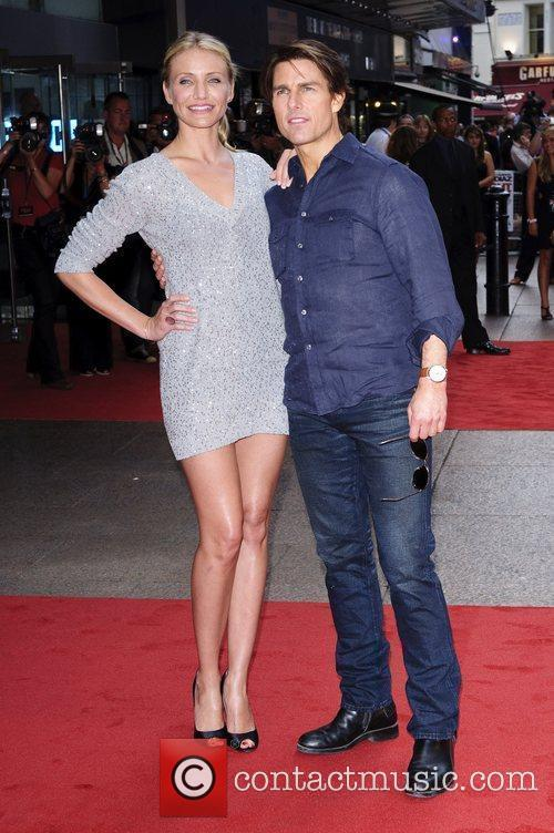 Cameron Diaz and Tom Cruise 10
