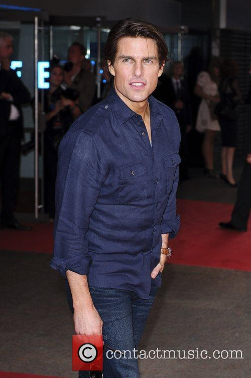 Attends the UK film premiere of new movie...