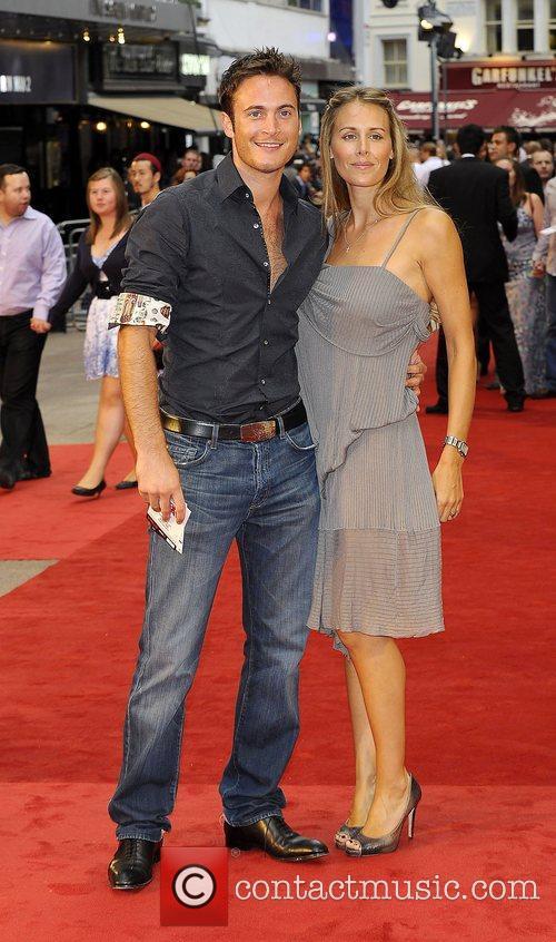 Gary Lucy and Natasha Gray 1