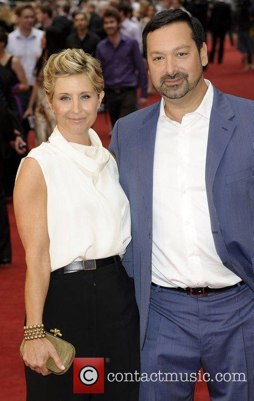 James Mangold and Wife 2