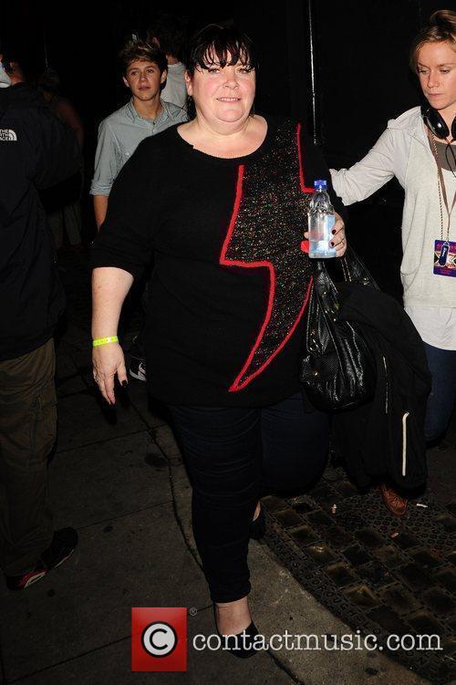 X Factor, Mary Byrne  leaving Koko in...