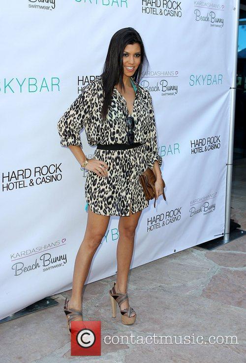Kourtney Kardashian reveals her designs for 'Beach Bunny...