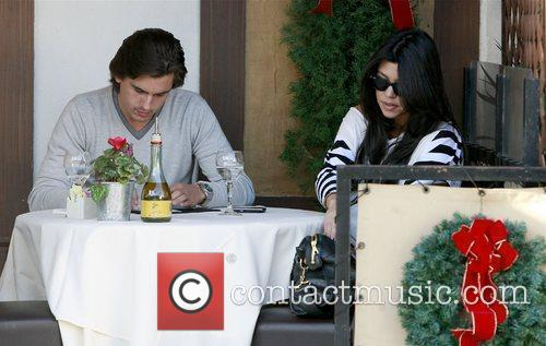 Kourtney Kardashian and Scott Disick 9