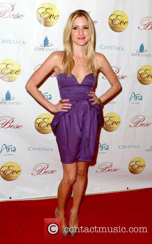 Kristin Cavallari celebrates her 23rd Birthday at Eve...